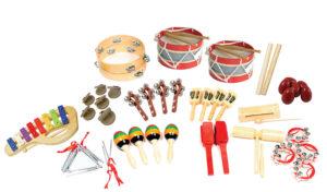 Music Sets & Storage