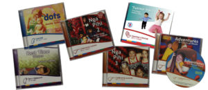 Music & Movement CD Set-0
