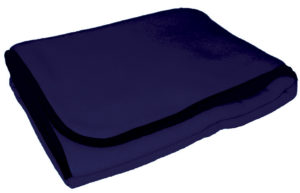 Cot Size Polar Fleece Blanket-0