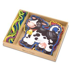 Lace & Trace Farm Animals (10pcs)-0