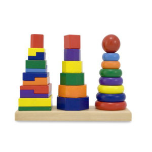 Geometric Stacker (26pcs)-0