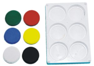 Tempera Palette & Tray Set-0