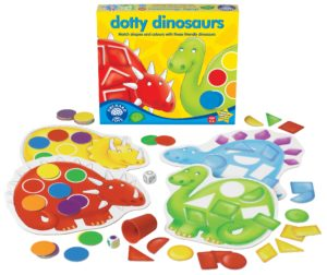 Dotty Dinosaurs Game-0