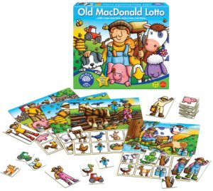 Old MacDonald Lotto Game-0