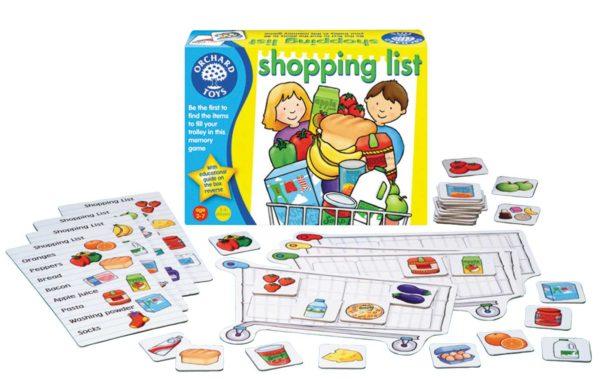 Shopping List Game-0