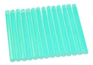 Cool Melt Glue Gun Sticks Clear (14pcs)-0