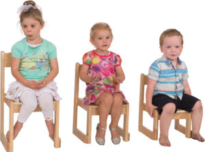 Little Gem Stackable Wooden Chairs-0