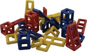 Mobilo Geometric Shapes (26pcs)-0