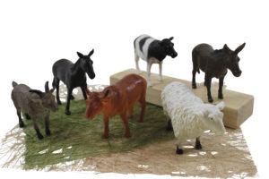 Large Farm Set (6pcs)-0