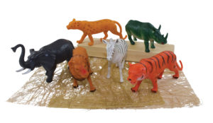 Large Wild Animals (6pcs)-0