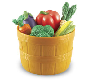 Vegetable Play Food (10pcs)-0