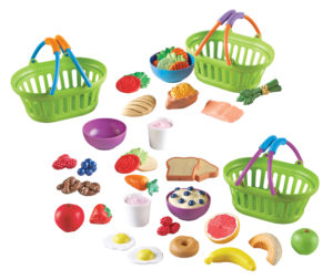 Healthy Everyday Play Food (40pcs)-0