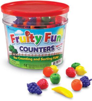 Fruity Fun Counters (108pcs)-0