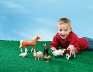 Jumbo Farm Animals (7pcs)-0