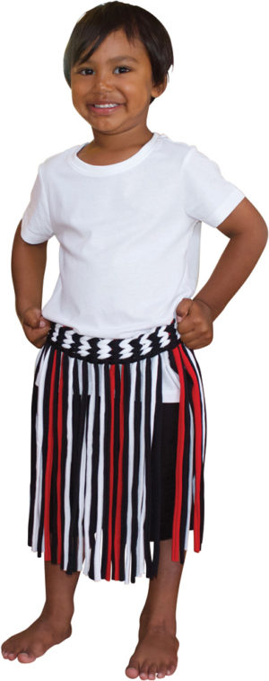Piupiu - Red, Black and White-0