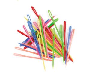 Plastic Lacing Needles (32pcs)-0
