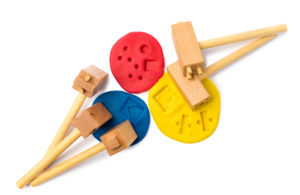 Clay/Dough Hammers (5pcs)-0