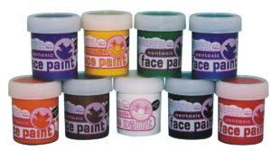 Face Paint Set 70ml (9pcs)-0