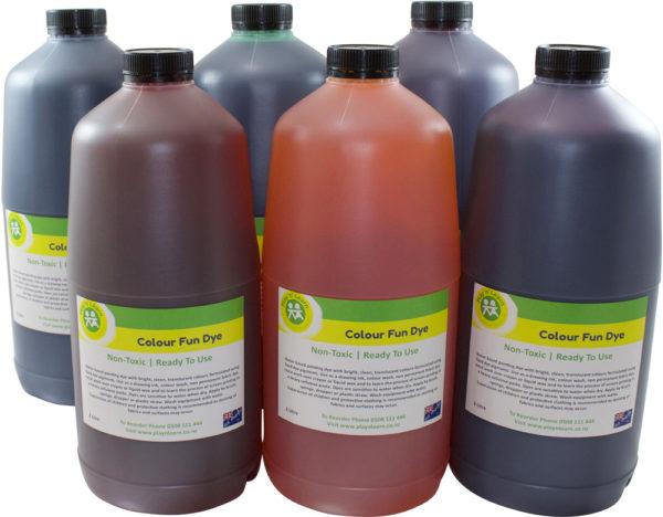 Colour Fun Dye 2Ltr (6pcs)-0