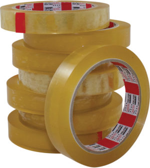 Strong Stationery Tape 1.8cm (8pcs)-0