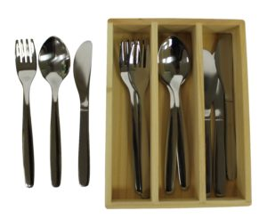 Metal Cutlery Set (12pcs)-0