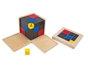 Trinomial Cube-0
