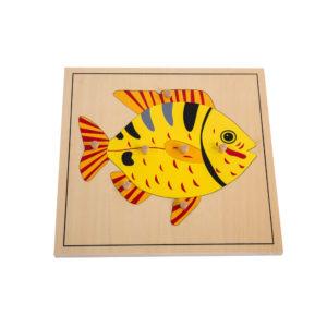 Fish Puzzle (7pcs)-0