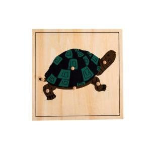 Turtle Puzzle (6pcs)-0