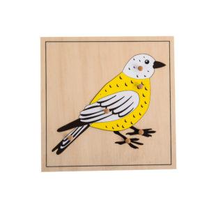 Bird Puzzle (6pcs)-0