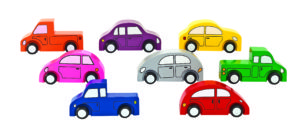 Wooden Cars & Trucks (8pcs)-0