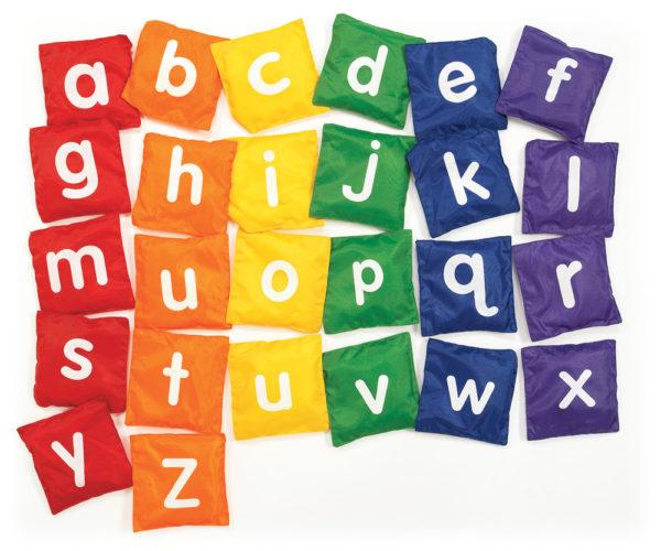 Alphabet Bean Bags (26pcs)-12650