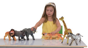 Giant Jungle Animals (6pcs)-0