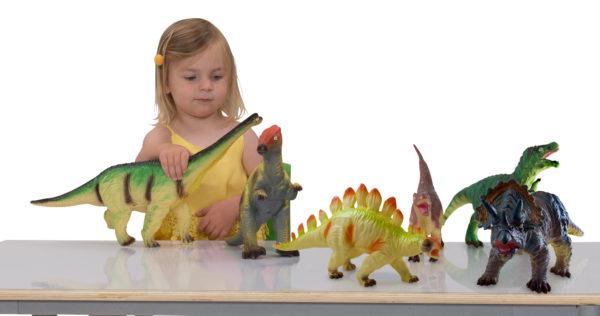 Giant Dinosaurs (6pcs)-0