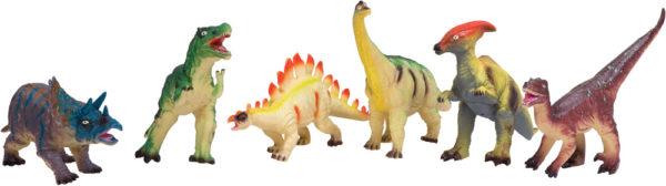 Giant Dinosaurs (6pcs)-14011