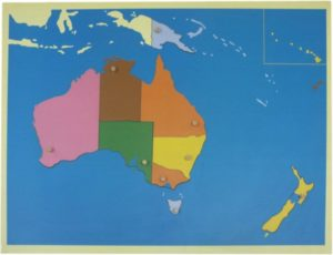 Puzzle Map of Oceana-0