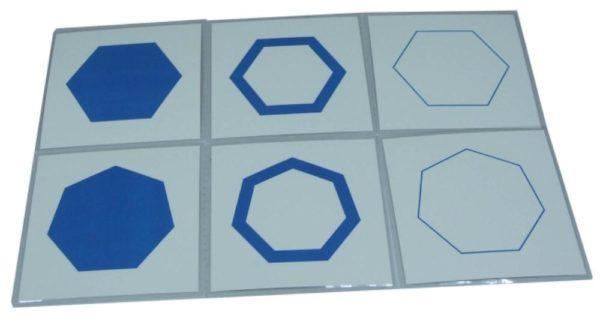 Geometric Form Cards-5628