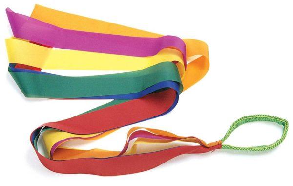 Rainbow Wrist Bands (6pcs)-5717