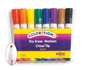 Whiteboard Markers (8pcs)-0