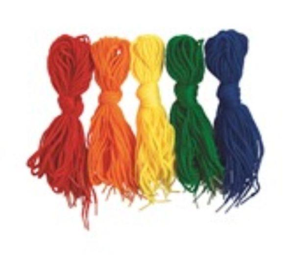 Coloured Laces (100pcs)-0