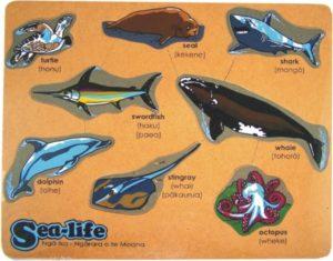 Sealife Puzzle (8pcs)-0