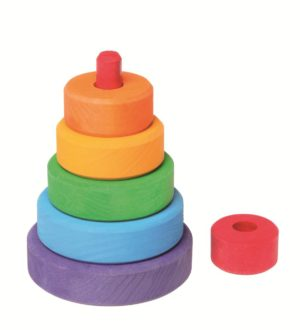 Small Conical Tower (6pcs)-0