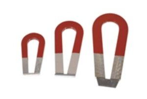 Metal Horseshoe Magnets (3pcs)-0
