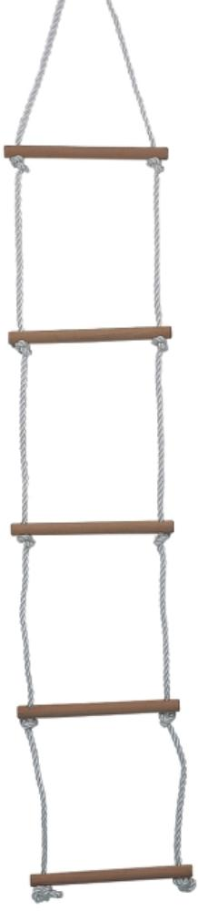 Wooden Rope Ladder 5-Rung-0