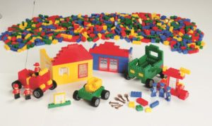 Create-A-Community Block Set (1505pcs)-0