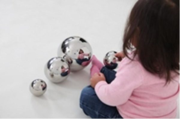 Stainless Steel Sensory Ball Set (4pcs)-6198