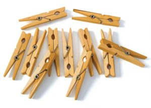 Wooden Pegs (48pcs)-0