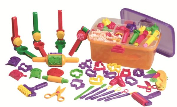 Classroom Clayworks Set (75pcs)-0