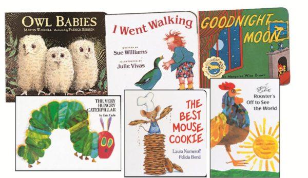 Board Book Classics Set (6pcs)-0