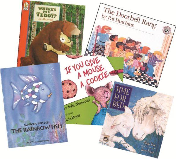 Best of the Bunch Big Books Set (5pcs)-0