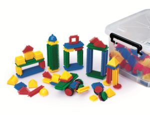 Bristle Blocks (160pcs)-0
